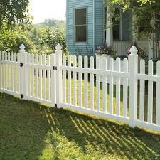 Freedom Ready To Assemble Coventry Straight 4 Ft H X 6 Ft W White Vinyl Fence Panel Lowes Com In 2020 White Vinyl Fence Vinyl Fence Vinyl Fence Panels
