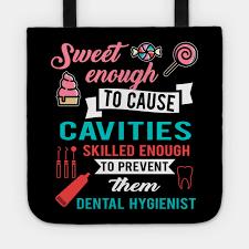 dental hygienist gift funny dentist