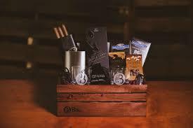 the executive scotch gift basket