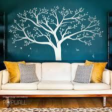 Giant Photo Tree Wall Decal Family Photo Tree Wall Sticker White Special Price Ebay