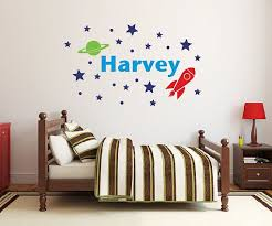 Nursery Wall Letters Kids Room Decor Nursery Name Decal Etsy Space Wall Decals Wall Letters Nursery Name Wall Decals