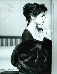 When supermodels ruled the world — Visone - Vogue Italia (1987) Tully Jensen  by...