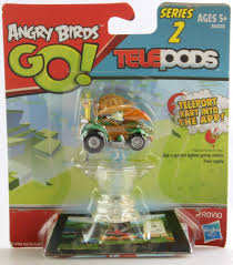 Angry Birds Go! Telepods Kart Series 2 - Boomerang Bird by Angry ...