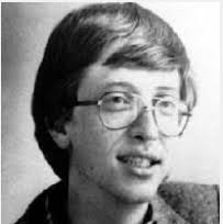 bill gates at a young age - bill gates