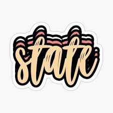 Florida State Stickers Redbubble