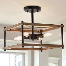 ksana semi flush mount ceiling light