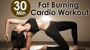 30 min fat burning cardio workout