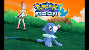 Pokemon Moon (Working + Black Lines Fix)