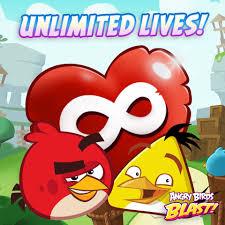 Angry Birds Blast - Home