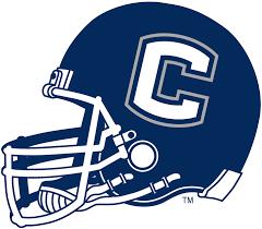 Connecticut Uconn Huskies Logo Wall Decal Ncaa College Football Vinyl Sticker