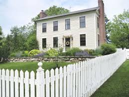 10 White Picket Fence Ideas Pictures Of White Picket Fence Houses