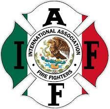 Mexican Flag Firefighter Maltese Reflective Or Matte Vinyl Decal Sticker Iaff Ebay