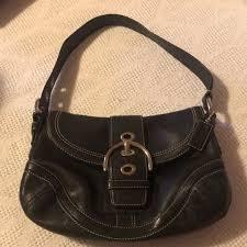 coach bags vintage shoulder bag