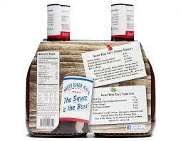 sweet baby ray s bbq sauce 2 x 40 oz