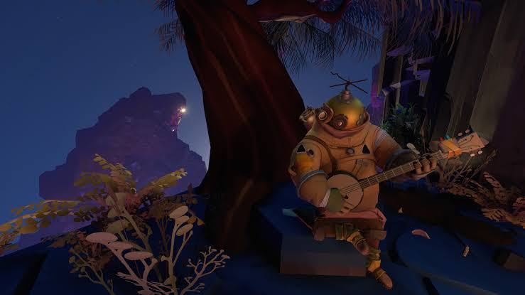 """Image result for outer wilds wallpaper"""""""