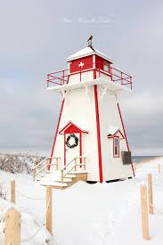 lighthouses of prince edward island