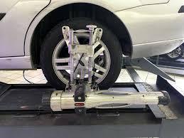 Wheel alignment - Wikipedia