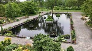 montréal botanical garden qc