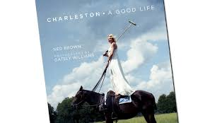 new coffee table book charleston a