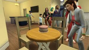 Pastel De Cumpleanos Simspedia Fandom
