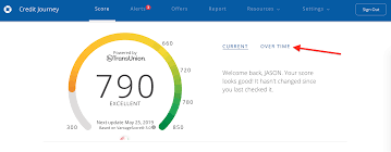 chase credit journey how to check