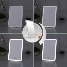 le makeup mirror with light usb
