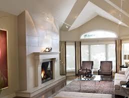 solus decor concrete transitional mantel