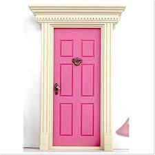Amazon Com Lil Fairy Door Door Novelty Watermelon Pink Toys Games
