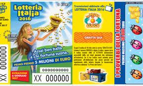 Tutti i premi della Lotteria Italia I 5 milioni vinti in provincia ...