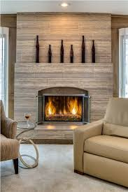 refacing a brick fireplace with tile