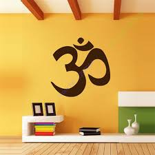 Free Shipping Yoga Om Yoga Decoration Wall Stickers Wall Decal Quote Wall Lettering Art Words Large Size Selectable Wall Sticker Decorative Wall Stickerswall Decals Quotes Aliexpress