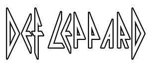 Def Leppard Music Band Die Cut Car Decal Sticker Buy 1 Get 1 Free Ebay