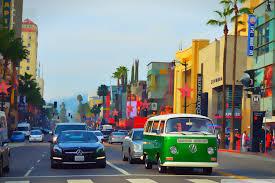 hollywood boulevard ultra hd desktop