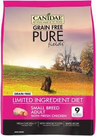 best dog food brands for a toy poodle
