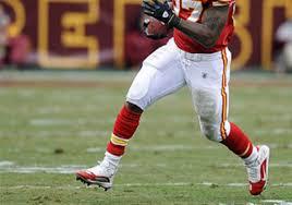 Chiefs release Larry Johnson   Pittsburgh Post-Gazette