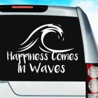 Hawaii Car Window Wall Vinyl Decals And Stickers