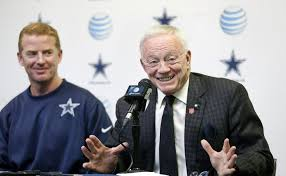 Dallas Cowboys owner Jerry Jones ranks ahead of Donald Trump in Forbes'  annual billionaires list