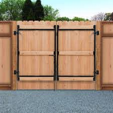 Adjust A Gate 3 Rail 60 In H 36 In 60 In W Kit Contractor Series Double Drive Kit Ag36 3 Dd The Home Depot