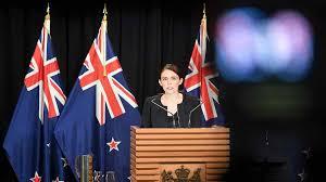 Quake interrupts New Zealand PM's TV ...