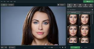 free portrait editor reveal your
