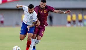Bahia sofre empate do Jacuipense no fim e deixa a liderança do ...
