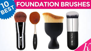 foundation brushes in india with