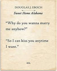 douglas j eboch why do you wanna marry me anyhow sweet home