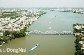 Kiến tạo đô thị ven sông Đồng Nai - Báo Đồng Nai điện tử