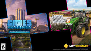 Cities: Skylines and Farming Simulator ...