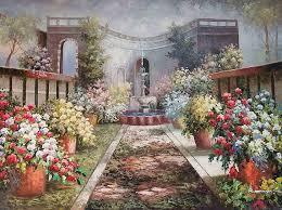 hd wallpaper the secret garden