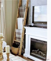 Jun 4, 2020 - Lovely Farmhouse Style Ladders for Displaying Blankets and    Etsy in 2020   Farmhouse style house, Cottage decor, French country  decorating