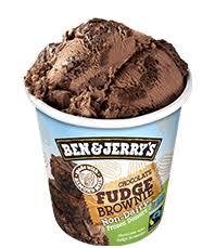 non dairy chocolate fudge brownie