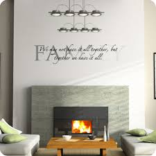 Living Room Wall Decals Wall Quotes And Sayings