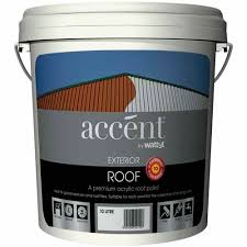 Accent Roof Paint Gloss Roof Paint Mitre 10